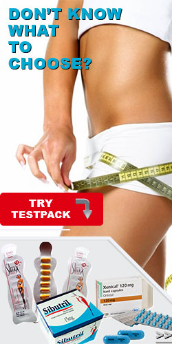 Choose slimming test pack