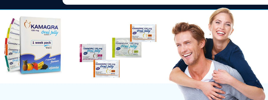 Kamagra Oral Jelly online