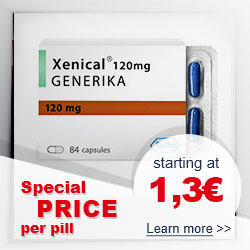 Xenical 120 mg met korting