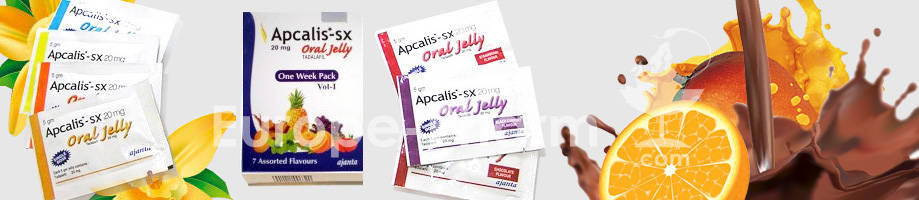 Köpa Apcalis Oral Jelly